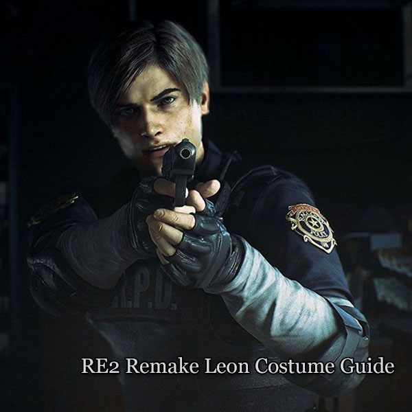 RE2 Remake Leon Costume Guide for Cosplayers and Gamers